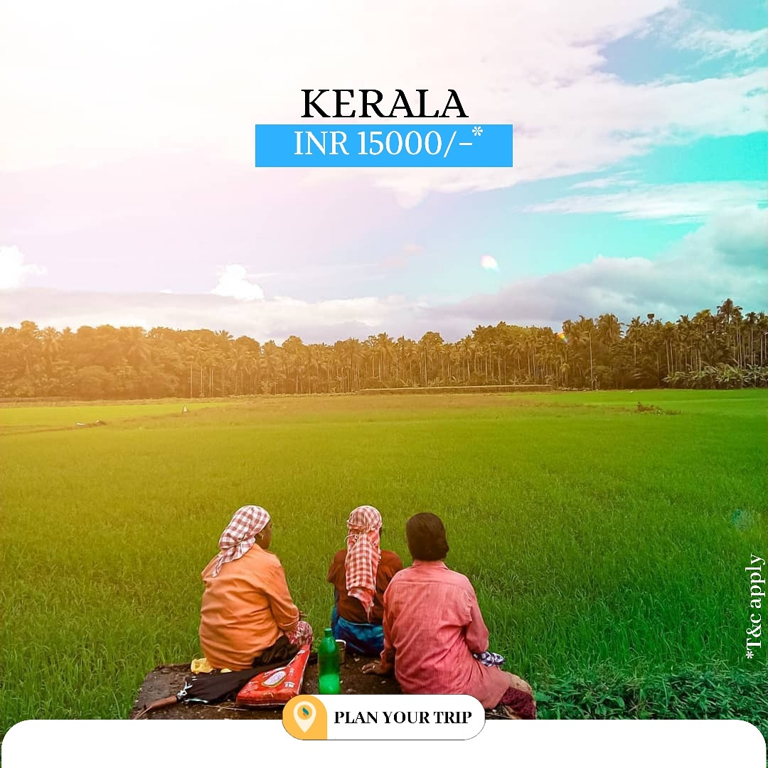 Romantic Kerala Duration: 4 Days Place to Covered : 2N Munnar - 1N Alapuzha Starting from Rs 15,000/-  Inclusions . Accommodation . Meals . Transfers . Sightseeing  DM for enquires  #Planyourtrip #keralawedding #kerala #keralagodsowncountry #wedding #keralabridepic.twitter.com/yLuAoUnmve
