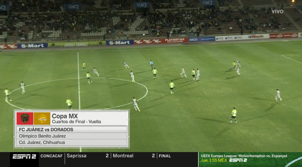 @ESPNmx's photo on #Dorados