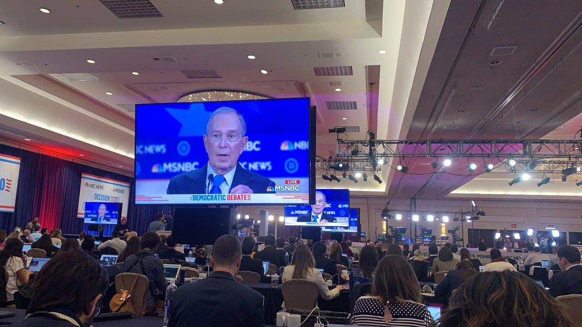 La recta final del primer tiempo del debate presidencial demócrata se trató de qué tan importante es saberse el nombre del presidente de México @latinus_us