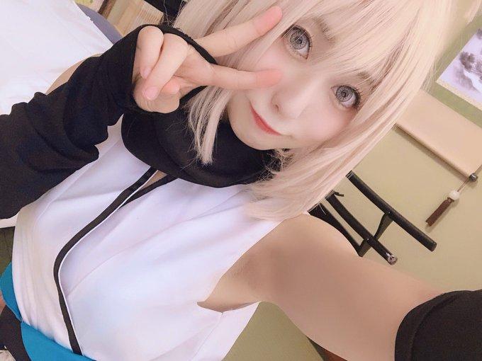 コスプレイヤー円谷みうのTwitter自撮りエロ画像40