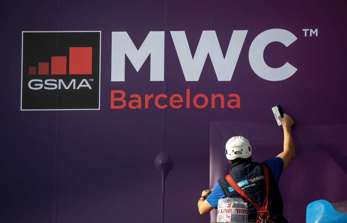 #Mobile  With Participants Dwindling, GSMA Cancels Mobile World Conference 2020  http://bit.ly/37jpGyg   #ad  #wsj  #nytimes  #business  #reuters  #forbes  #nasdaq  #cnn  #bet  #foxnews  #latimes  #usatoday  #realdonaldtrump  #investiingcom  #barronsonline   #IBDinvestors  #BW  #cnnmoneyinvest  #wgn