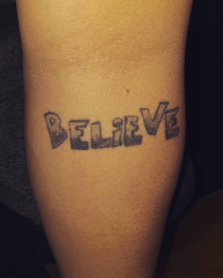 My first tattoo since when im started being a belieber and fan of @justinbieber inspired by his styles. Nothing change im still a boy belieber to support him. 😊 #CHANGESOUTNOW #Changes