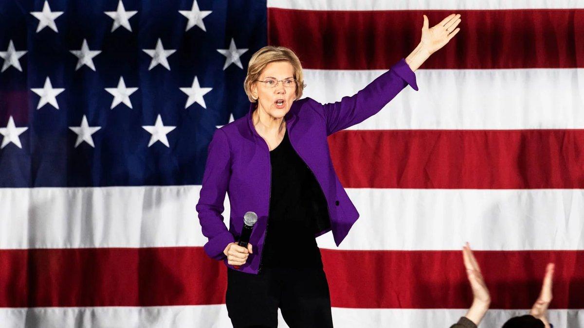 @PreetBharara Warren like A BOSS Like a President ! #WarrenForTheWin #warroom2020