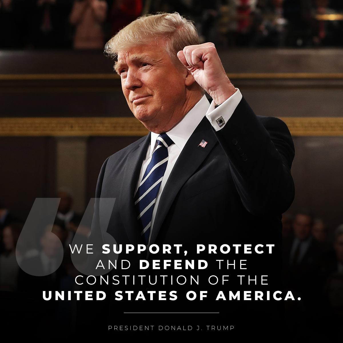 THANK YOU, @realDonaldTrump! #KAG