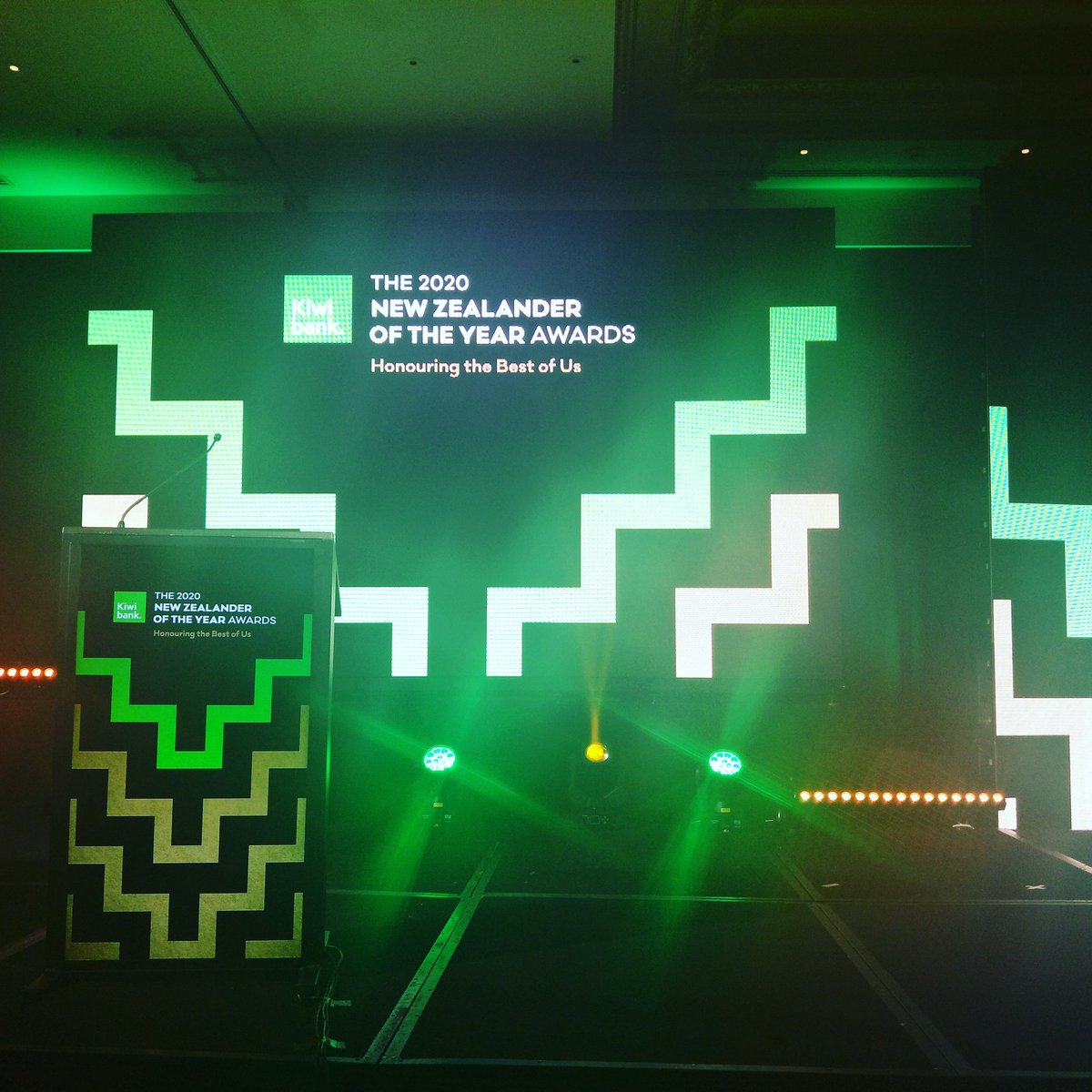 Kia ora! This evening we're at the New Zealander of the Year Awards Gala Dinner - who will be our 2020 New Zealander of the Year Awards winners? Stay tuned for highlights from the evening #bestofus #nzoty #nzoty2020pic.twitter.com/VLnrbhfwaA