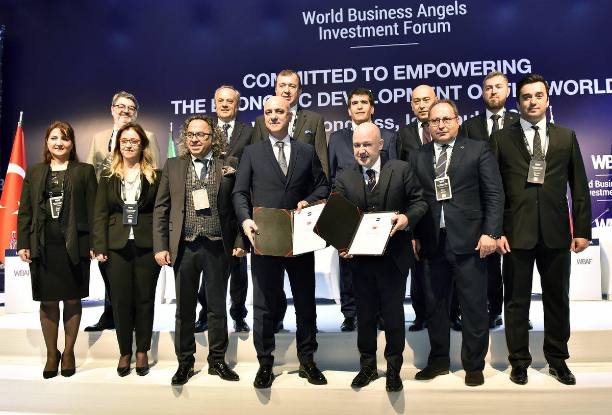 İMZALAR ATILDI, 23 ÜLKENİN YATIRIMCILARI ANTALYA'YA GELİYOR Küresel erken aşama yatırım ve sermaye piyasalarının Davos'u olarak kabul edilen Dünya Melek Yatırım Forumu, ilk bölgesel zirvesini @aosbteknopark ev sahipliğinde Antalya'da düzenleyecek. DEVAMIhttps://www.antalyaosb.org.tr/tr/haber/antalya-osb-teknopark-23-akdeniz-ulkesinin-yatirimcilarini-antalya-ya-getiriyor/123…pic.twitter.com/JFUNzOu0JR