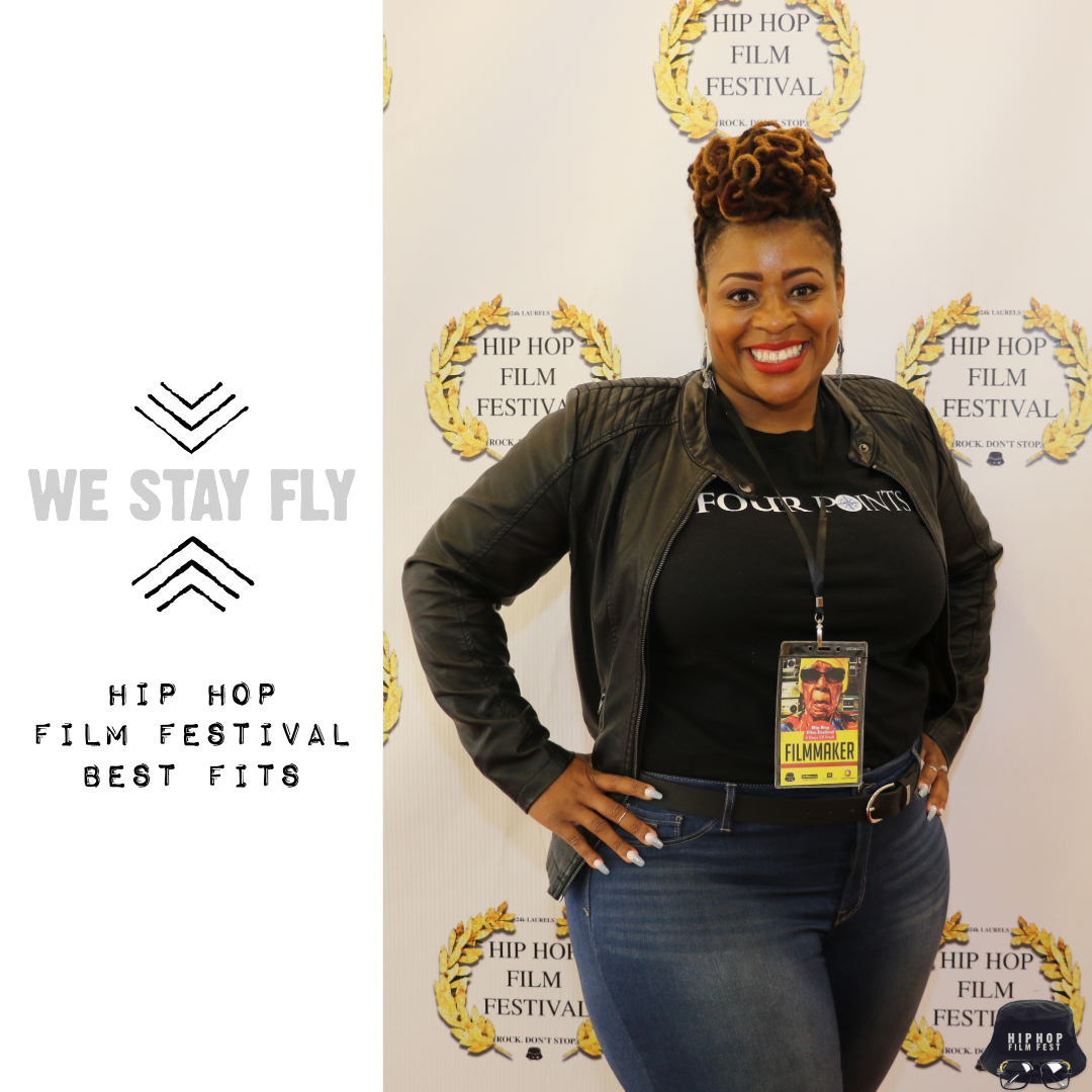 WE STAY FLY .. NO LIE... YOU KNOW THIS.  #hiphopfilmfestival #fortheculture #werockwedontstop #ballinpic.twitter.com/yeCppr9xc6