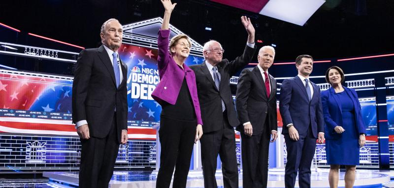 Democratic presidential candidates laid out their plans for the future of healthcare and climate action in America during a debate in Nevada on Wednesday.  https://www.upi.com/Top_News/US/2020/02/20/Democratic-candidates-tackle-healthcare-climate-in-Nevada-debate/4851582164137/  … #USNews  #USRC