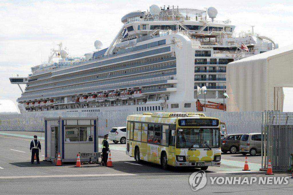 ล่าสุดเกาหลีใต้บอกทางญี่ปุ่นยังไม่ส่งรายชื่อผู้โดยสารบนเรือ #DiamondPrincess ให้แก่เกาหลีเลย ตอนนี้เกาหลีมีประกาศห้ามชาวต่างชาติที่มาจากเรือดังกล่าวเข้าประเทศเกาหลี#VisitKorea #รีวิวเกาหลี #COVID19 #ไวรัสโคโรนา #ไวรัสโคโรนาสายพันธุ์ใหม่2019 #โควิด19