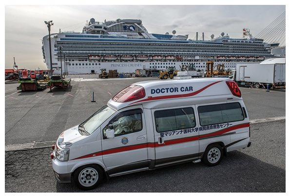#Breaking   Two passengers of the #DiamondPrincess cruise ship have died from #COVID19: #Japan's Health Minister — as passengers from the ship who have tested negative have begun to leave after two weeks of quarantine aboard. #COVID19 #Tokyo #Tokyo2020 #coronavirus