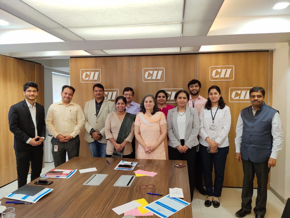 @FollowCII  @ciicesd  completed a 1 day training on #business  & #humanrights  with focus on #UnitedNations  Guiding Principles #UNGP  & d upcoming #India  National Action Plan on business & human rights.  Thanks 2 all participants 4 their active interest & participation  #ungp   #ngrbc
