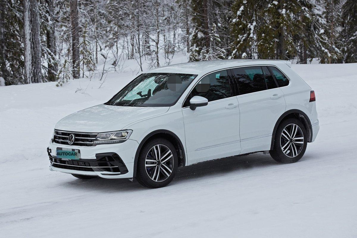 Motoring Chat On Twitter 2020 Volkswagen Tiguan Facelift To Bring Hot R Version Https T Co 2vx6ppdxmv