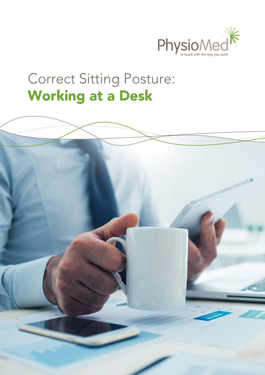 Work at a desk? Achieving the correct #Sitting  #Posture  is essential when spending most of the week at work. Our #Free  #Guide  Correct Sitting Posture: Office will give you all the information to feel more comfortable at work:  https://buff.ly/2TTOt9H   #Physio  #Leeds