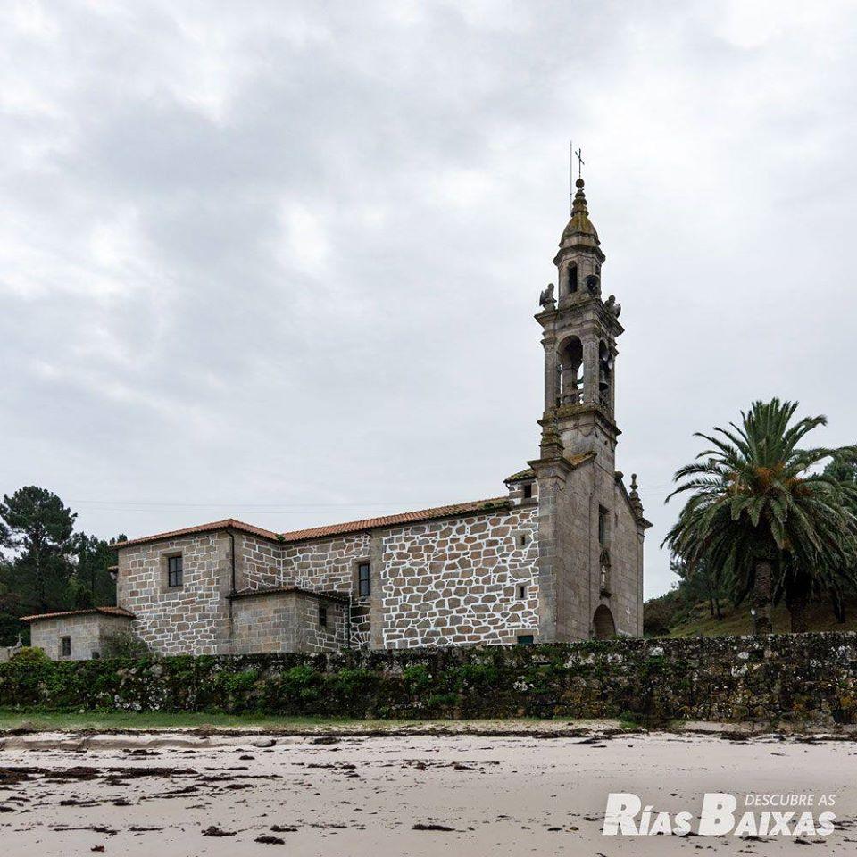 ✨🌊✨ℐ𝑔𝓇𝑒𝓍𝒶 𝒹𝑒 𝒮𝒶𝓃 𝒱𝒾𝒸𝑒𝓃𝓉𝑒 𝒹𝑒 𝒩𝑜𝒶𝓁 ✨🌊✨ 📸 @descubreasRB 💙 #PortoDoSon #CastroDeBaroña #ARíaDaEstrela #Barbanza #Galicia