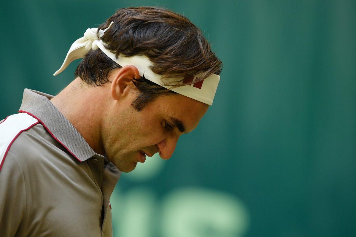 #Federer
