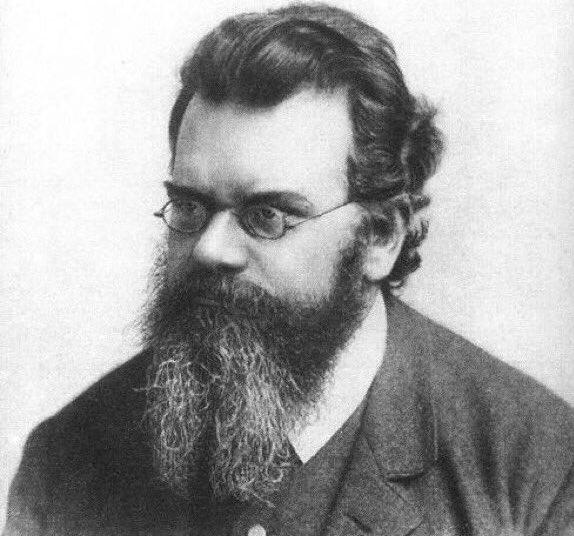 El físico Ludwig Eduard Boltzmann nació #TalDiaComoHoy 20 de febrero en 1844. Pionero de la mecánica estadística. ▶️▶️https://bit.ly/2vKVBuy