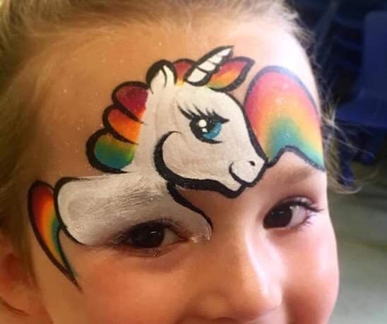 Book a fabulous face painter for your party #ThursdayMotivation #thursdaymorning #thursdayvibes #ThursdayThought #unicorn #facepaint #entertainer #EntertainmentNews #party #partytime #kids #cutepic.twitter.com/OPmz8aXpkd
