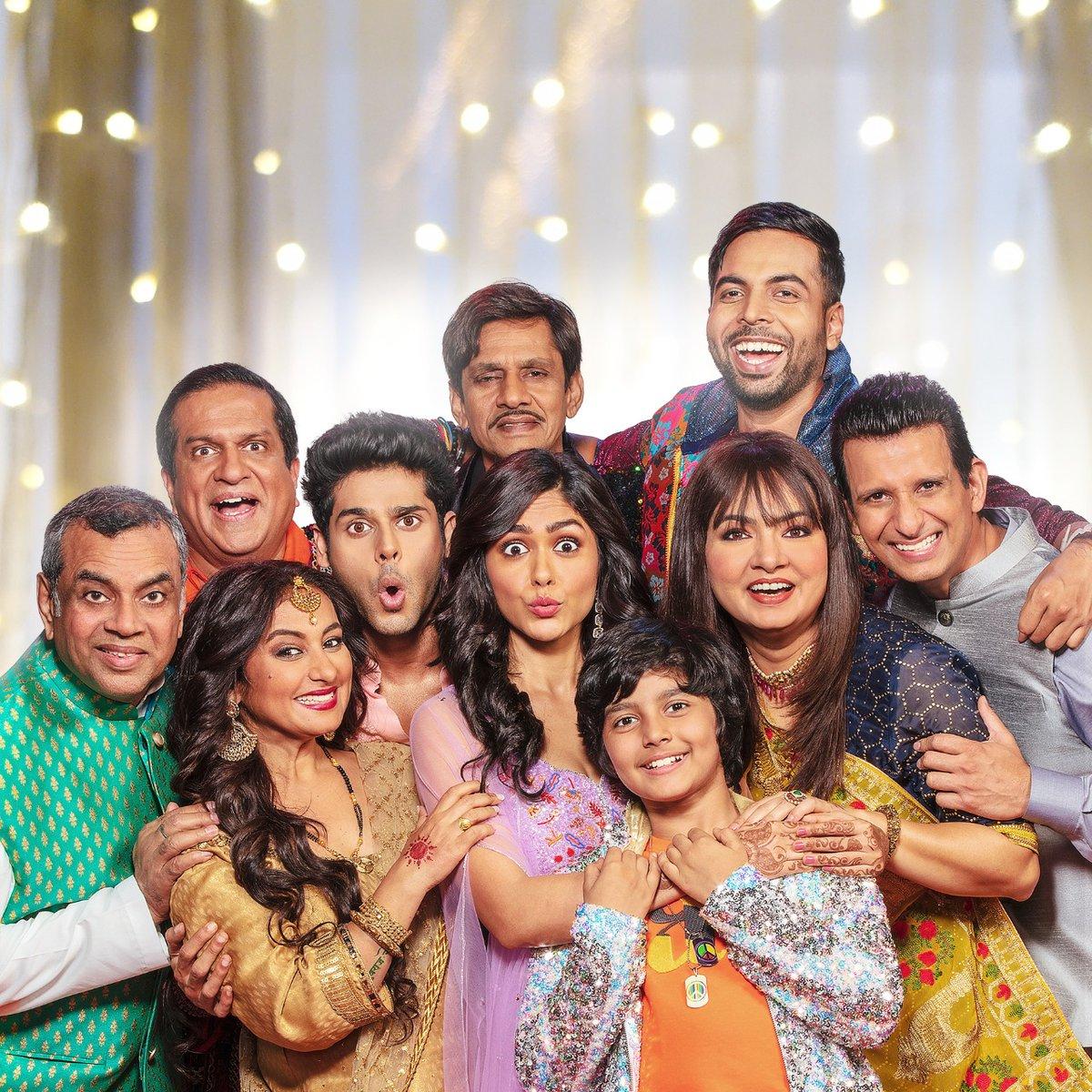 Sony Pictures Films India & director Umesh Shukla [#102NotOut & #OhMyGod] team up for a family entertainer #AankhMicholi stars Abhimanyu, Mrunal Thakur, Paresh Rawal, Sharman Joshi, Divya Dutta, Vijay Raaz & Abhishek Banerjee. #Diwali2020 release will be shot in India & Europe.pic.twitter.com/csrUPQS2bW