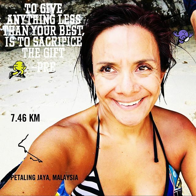 You can be a host to God or a hostage to your Ego #run #running #training #fitness #fitnessmotivation #runningwoman #exercise https://ift.tt/2V9gfPI pic.twitter.com/pwigNcBbMb