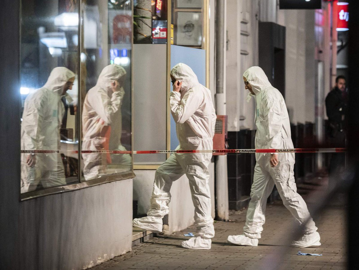 9 killed in suspected far-right attack in Germany >  #kprc2 #news
