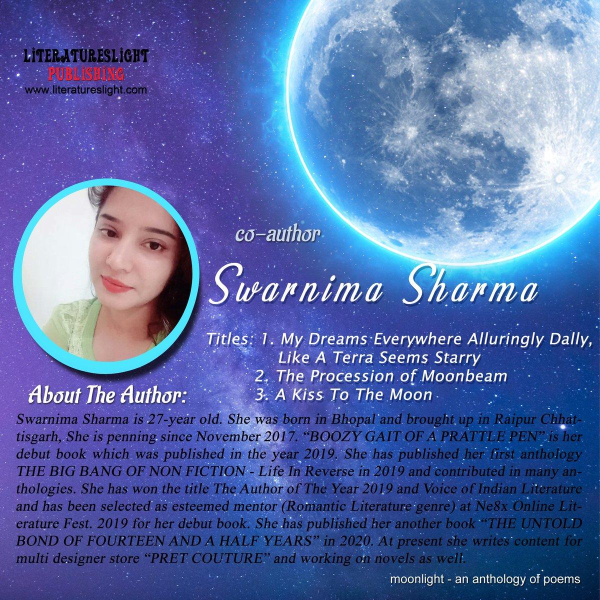 #literatureslight #poetryanthology #moonlight  Thank you for the contribution #SwarnimaSharma#poetry #booklovers #writeindia #newindianauthors #indianauthors #poetsofindia pic.twitter.com/xu8jjpn7UD