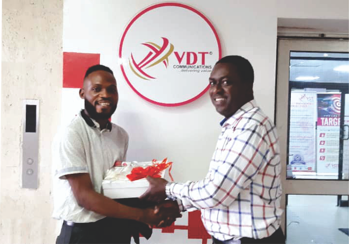 Loving shouldn't be seasonal but always. #throwback to our exciting #ConnectWithLove giveaway last week. Big congrats to Shola Osuloye  for winning our valentine pack. It was great having you around. #vdtcomms #Valentinesday2020<br>http://pic.twitter.com/35kjmXBUSq