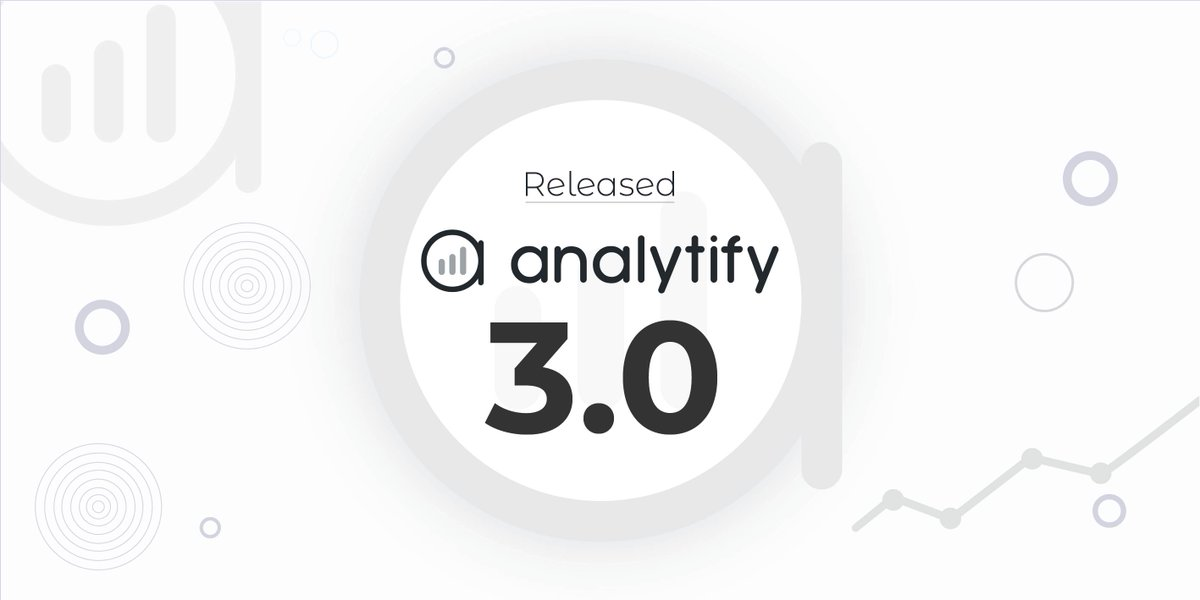 test Twitter Media - We are excited to announce that #Analytify 3.0 has been released. Added new features, fixed some bugs and conflictions with other plugins. Made it fully compatible with #WordPress 5.3. Update your copy to see the Analytics rocking. Stay tuned for the detailed article. https://t.co/jFW2lhM1yT