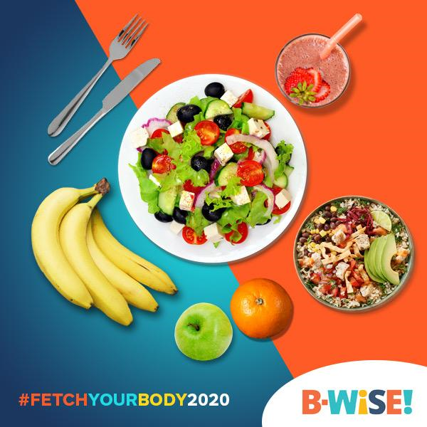 Eat well to stay well: Healthy food, healthy life #Fetchyourbody2020  #healthylifestyle