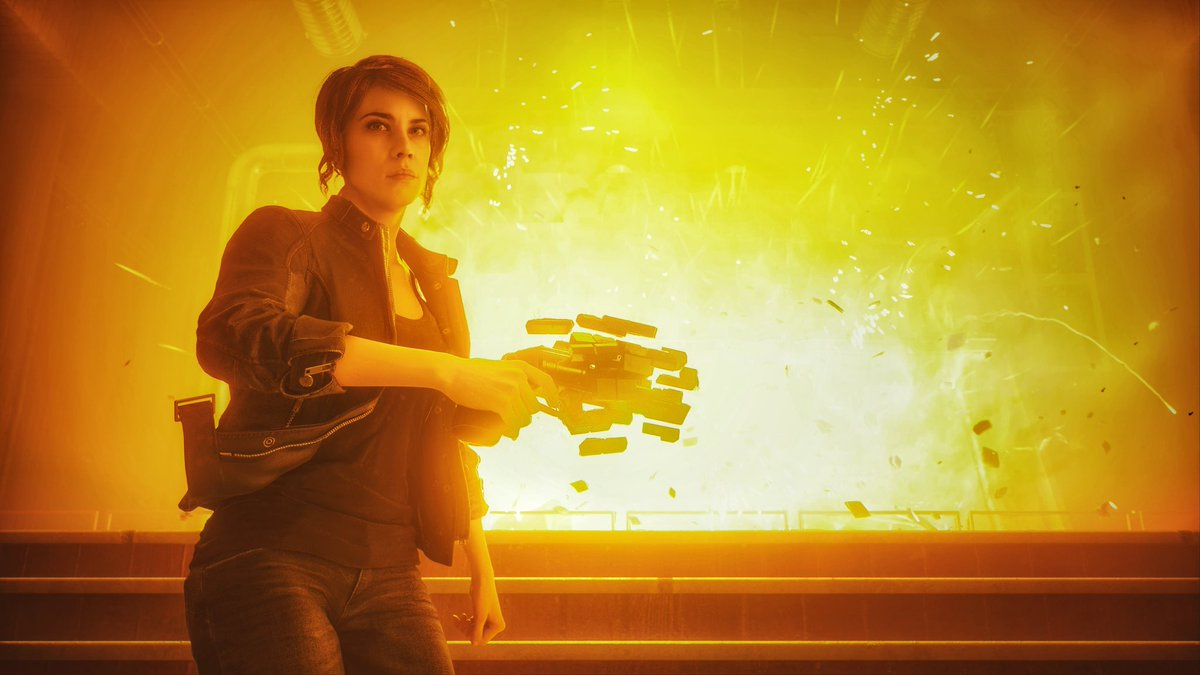 @BadGamerElite Definitely a steal! The most visually impressive game i've ever played.  Great photomode too. #ControlRemedy #Xbox