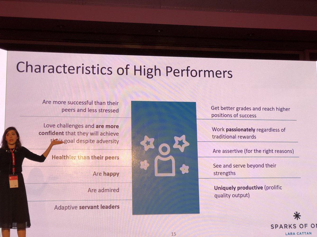 The characteristics of #highperformers making future of #wellbeing @LaraCattan @frontiersnext @matteopenzo https://t.co/G9ZNSGk7jf