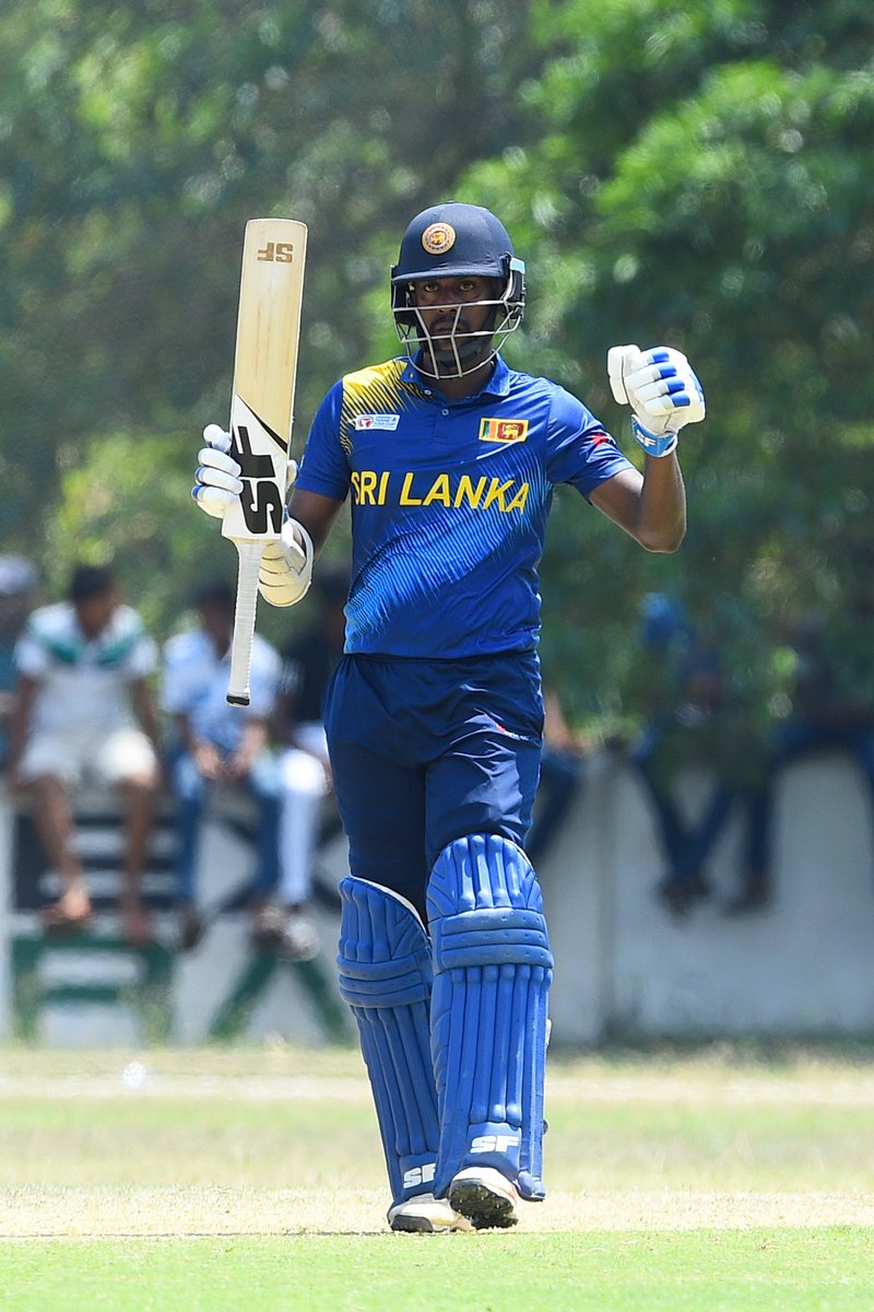 "Sri Lanka Cricket ?? on Twitter: ""Tour match, West Indies tour of Sri  Lanka - Innings break: Sri Lanka Board President's XI 276/8 (50 ovs) Minod  Bhanuka 69, Ramesh Mendis 64*, Asela"