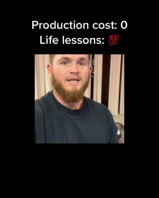 BearFiorda : This life lesson is free ninety free so make sure you take it! 👊 #mma #martialarts #bewarethebear  #FreeMMAGyms