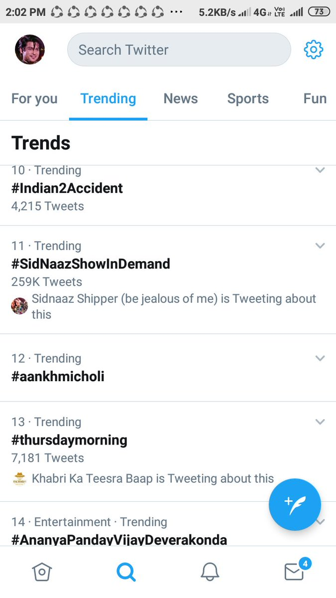 #SidNaazShowInDemand Well done #SidNaaz It's no 11  Come one do it no 1 position.