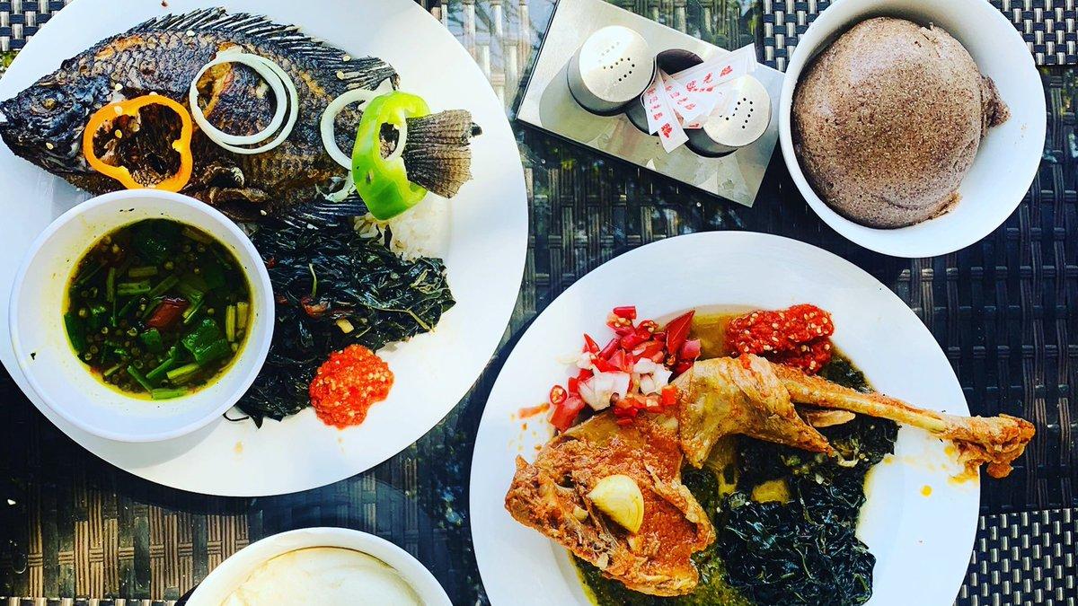 Oh we talkin' foodie range here???    Lusaka, Zambia has it . . .  #Lusaka #Zambia #Foodie #FoodRange #Platters #Ohagans #DilRestaurant #Piatto #JohnDory #Matebeto #TraditionalFood #Feast #ZambiaFoodNetworkpic.twitter.com/egFcVZTKTZ