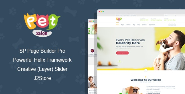 #PetSalon - #Pet #Grooming #Joomla #Template With #PageBuilder  More Details: https://1.envato.market/petsalon-joomla-by-codelayers …   All #envatomarket items: https://1.envato.market/codelayers   All #envatoelements items: https://1.envato.market/codelayers-envatoelements …   #petcare, #petclinic, #PetFood, #pethospital, #pethotel, #petshoppic.twitter.com/nPLIiIdDLr