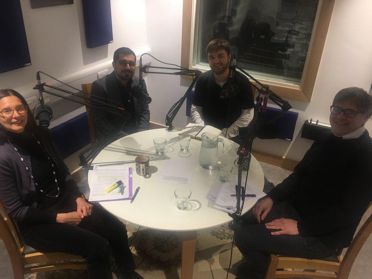 Today we are recording a brand new #NakedReflections @NakedScientists🎧🎙  Catch up on other great episodes like Laughing Matters w/ Lina Molokotos-Liederman @UAL, @mjshomali @kings_college, @amiwillowen @Cam_Footlights & @kessler_ed @StEdmundsCam!  https://www.thenakedscientists.com/podcasts/naked-reflections/laughing-matters…