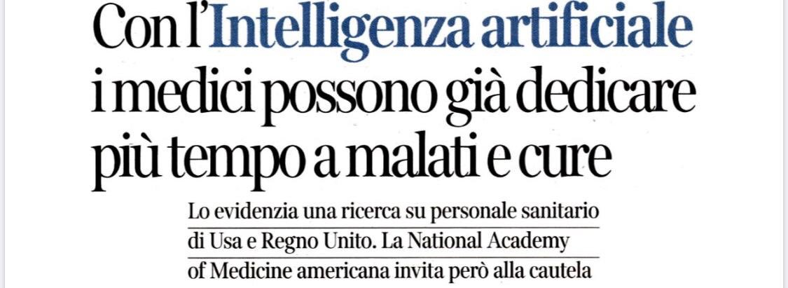 #intelligenzaartificiale