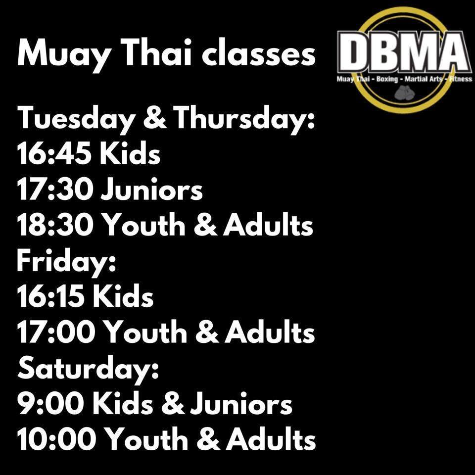 Interested in taking up Muay Thai   We run kids, junior & adult classes and the next class is today at 16:45 for the kids.   More class days & times belowpic.twitter.com/47dPrffVG5