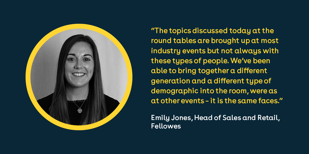 Emily Jones of @FellowesUK is part of the organising committee for the Leaders of the Future Conference. To be part of this great day visit http://ow.ly/bTbh50y0Q9i