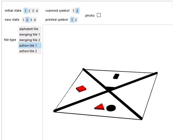 """Contributed by: Izidor Hafner """"3D Printer Templates for Wang Tiles""""  http://demonstrations.wolfram.com/3DPrinterTemplatesForWangTiles/…  Wolfram Demonstrations Project  Published: February 18, 2020 This Demonstration shows Wang(dominos) tiles for Turing machines. 3D print M.H. pic.twitter.com/ncpq57fP69"""