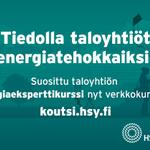 Image for the Tweet beginning: Pidä huoli asuntosi arvosta. Suosittu