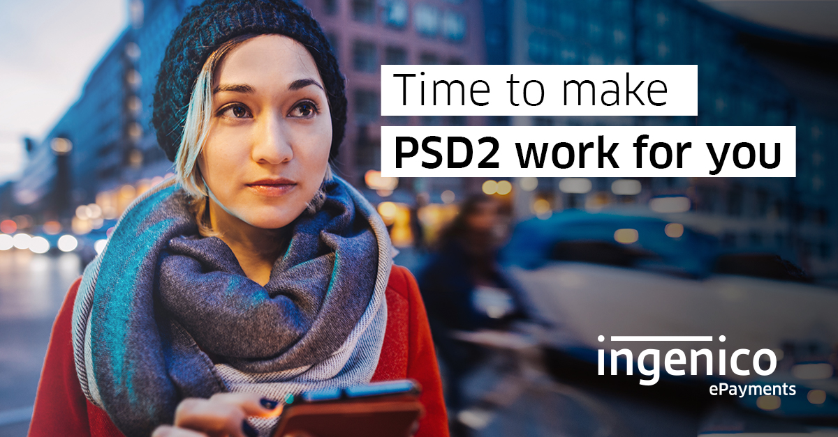 3-D Secure v2.1 facilitates more mobile integration and anticipates future mobile and IoT use-cases. It's time to make PSD2 work for you. #TimeToPSD2  https://blog.ingenico.com/posts/2019/05/how-should-merchants-prepare-for-3ds-2.1.html…pic.twitter.com/hDWbxRHmpu