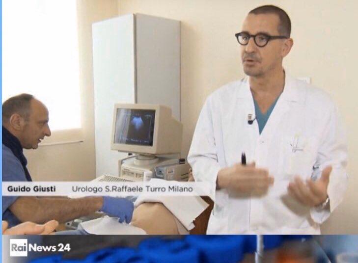 cirugía de próstata san raffaele milano fotos