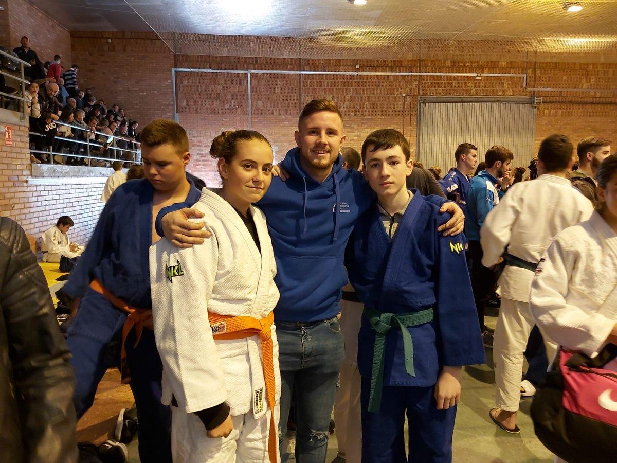 *NEWS JUDO* los judokas de EISB han disputado los campeonatos de Catalunya con excelentes resultados: 5° puesto en la clasificación general ante unos rivales con un nivel técnico y físico muy elevado. Nuestras más sinceras felicitaciones, ¡habéis hecho un excelente trabajo! pic.twitter.com/fDoEHyuRyg