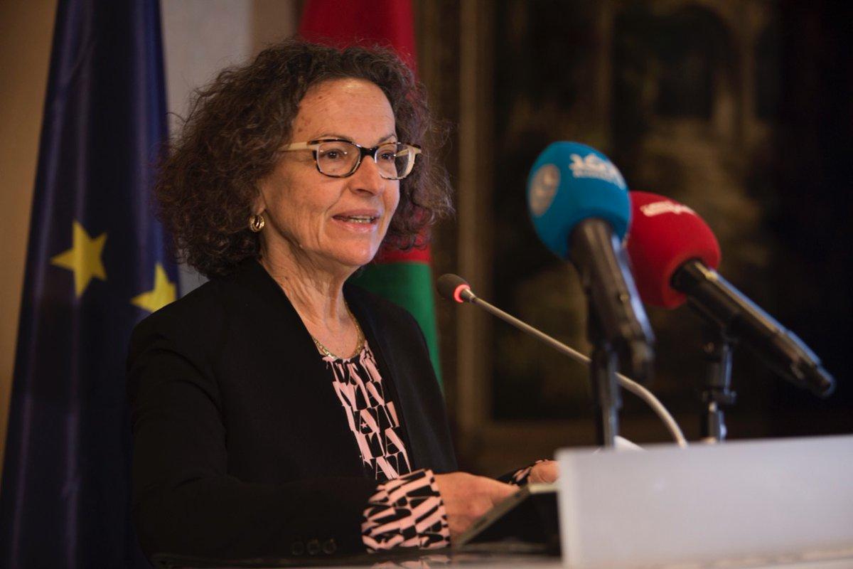 "Today, @UNESCO and @EUinJordan are hosting a celebration of the achievements of the ""Youth Empowerment"" project (2018-2020), under the patronage of HRH Princess Rym Ali.   @MediaEu @MDI_UK @eu_eeas @EU_MediaLit @MariaHadjitheEU @UNESCOEUpic.twitter.com/kKRB9yf14B"