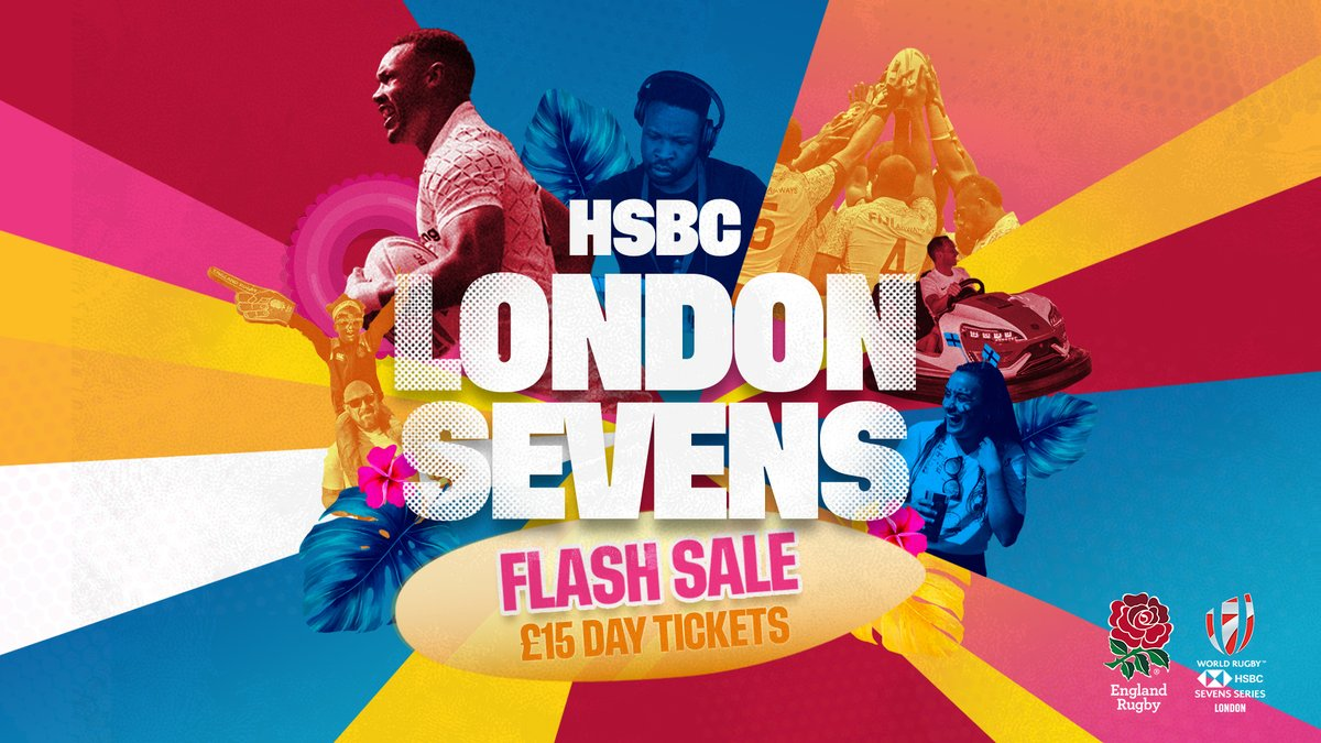 test Twitter Media - 🚨 FLASH SALE 🚨  ☀️ Get your tickets to #London7s for just £15  📅 23-24 May, 2020  🏟️ Twickenham Stadium 🎫 https://t.co/n7KXBk8udF https://t.co/iwfPiYBxmY