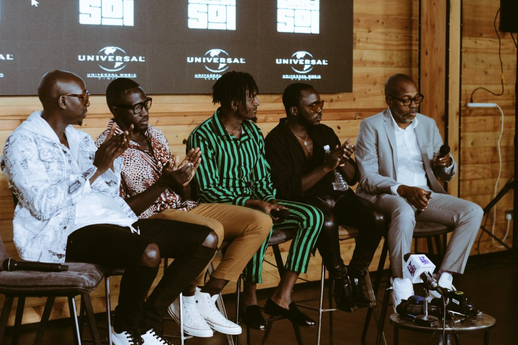 2020 plans #MidnightTrain #PressConference 🇰🇪 @UMGSA