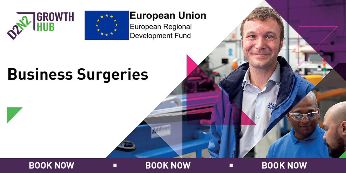 Our Business Surgeries offer you free, 1-1 sessions, giving you the opportunity to find out more about the support available to help grow your business.  Book your place at Broxtowe or at one of our other surgeries: https://bit.ly/2SPEeAD #BusinessSupport #BusinessGrowth pic.twitter.com/NjxRly1nY3