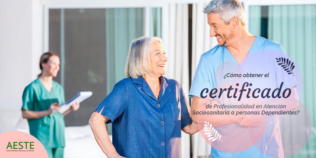 test Twitter Media - 🎓¿Cómo obtener el Certificado de Profesionalidad en Atención #Sociosanitaria a personas Dependientes? 1-Mediante formación oficial. 2-Mediante una vía no formal.  ¡Te lo contamos en el blog de AESTE! ➡https://t.co/oTN4VTdZI8 #PersonasMayores https://t.co/vIRN3xkvIA