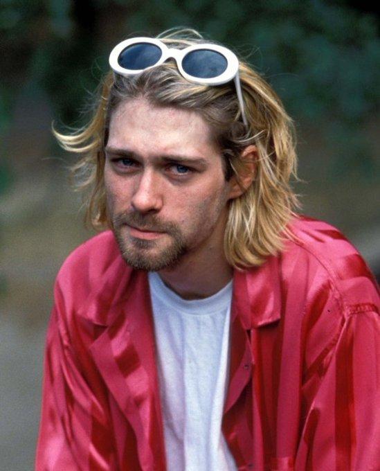 Kurt Cobain of Nirvana would be 53 today. Happy birthday Kurt.